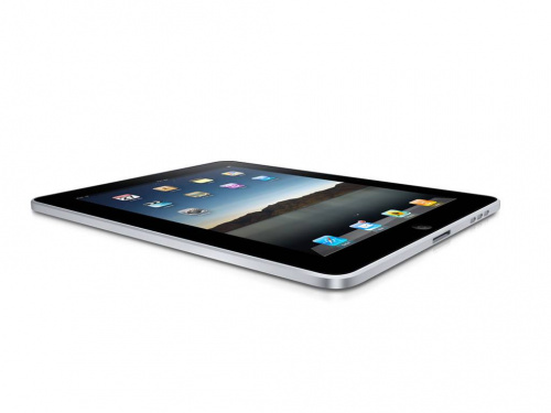 Apple iPad 32Gb MB293RS/A задняя часть